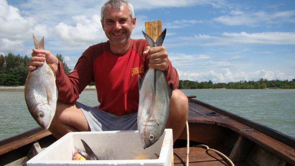 Рыбакам с Най-Харна невероятно повезло с уловом