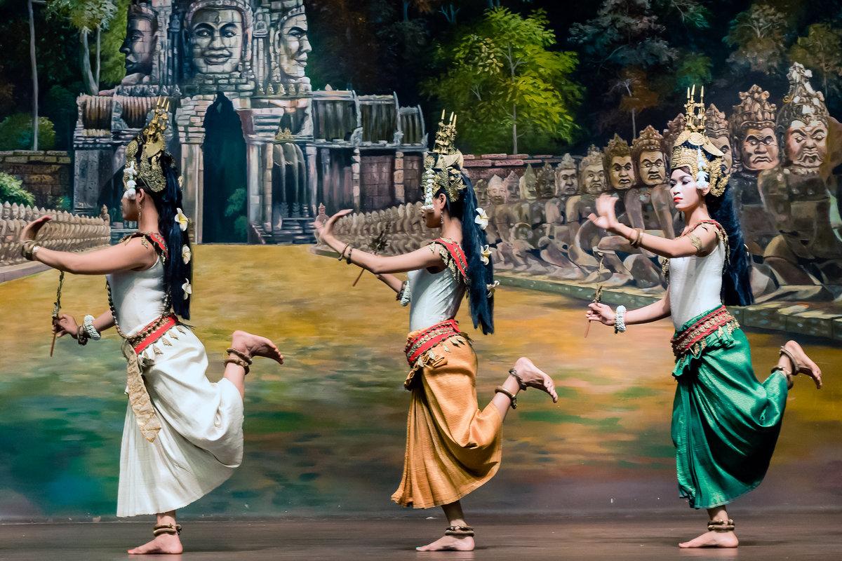 Совет по культуре Азии стартовал в Камбодже