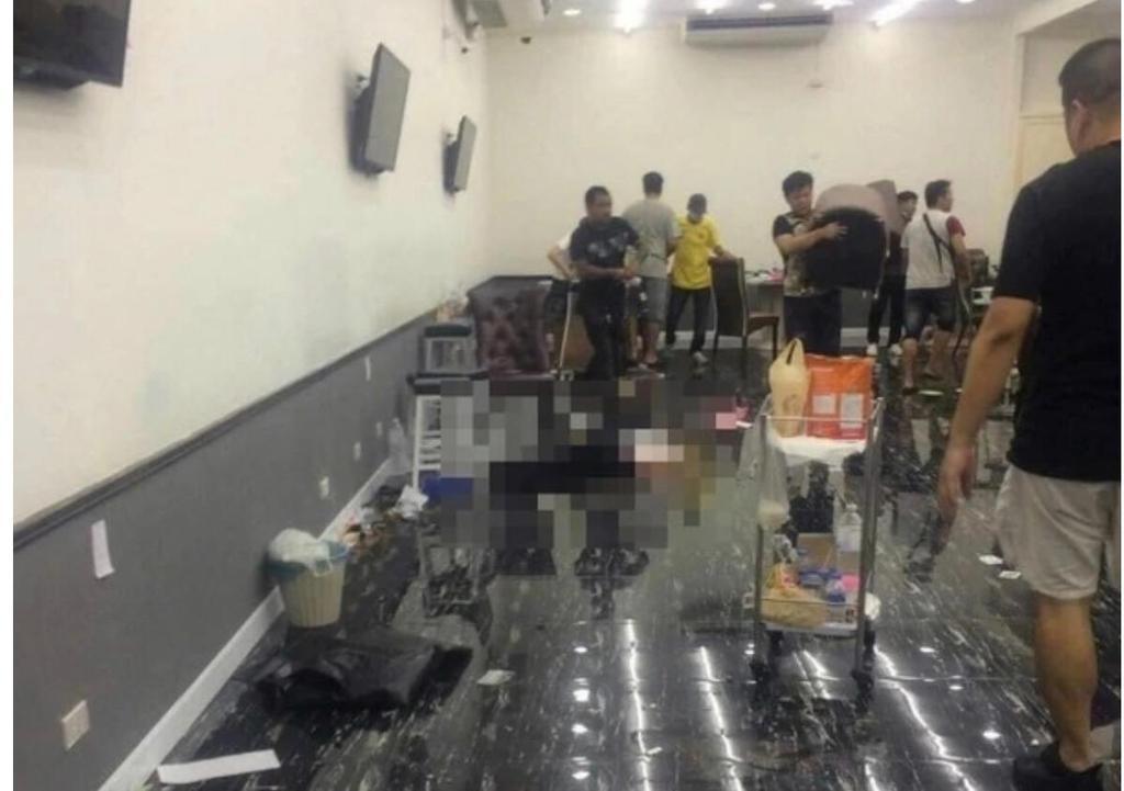 Стрельба в Бангкоке: четверо убиты