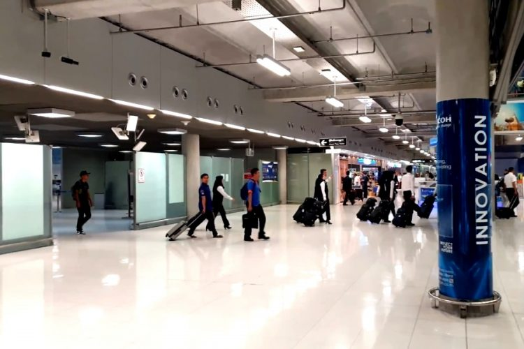В аэропорту Бангкока могут расширить «закрытые зоны» для туристов