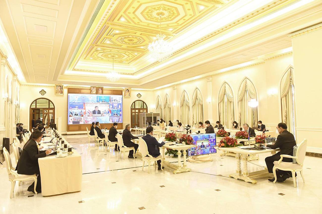 Саммит АСЕАН: Восстановление после пандемии
