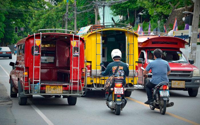 Главное о самуйском транспорте
