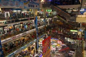 """""""Зимний"""" шопинг в Таиланде"""