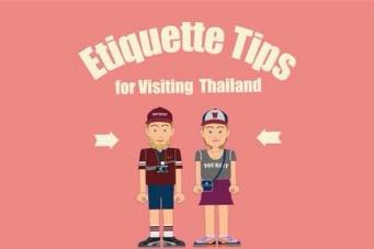 Этика поведения в Таиланде by Tourist Police ( Ethical behavior in Thailand by Tourist Police)