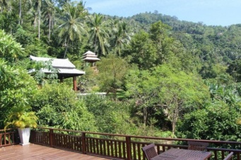 The Serenity Rehab center in Koh Samui