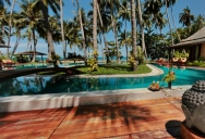 South Beach Samui private 6 star Villas Infinity Pool Koh Samui
