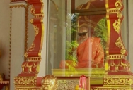 Mummified Monk Koh Samui