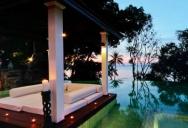 Villa Riva Sunset Infinity Pool in Bang Por Koh Samui
