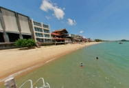 Fisherman's Village is a popular location overflowing with Samui