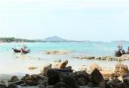 Chaweng Beach Fischerboote