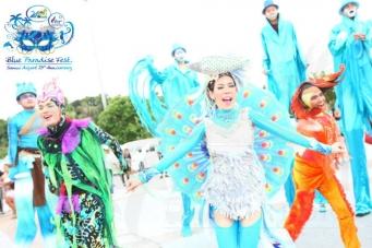 Blue Paradise Fest : Samui Airport 24th Anniversary