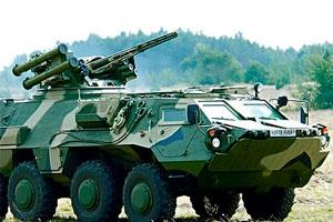 Таиланд скоро получит 21 БТР украинского производства