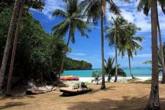 Морской парк Анг Тонг (Ang Thong) в Самуи