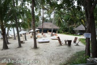 Nikki Beach Samui, пляж Тонг Янг (Tong Yang) в Липа Ной