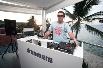 Dreamers Beach Club Opening Party