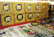 Сувенирный рынок на Самуи