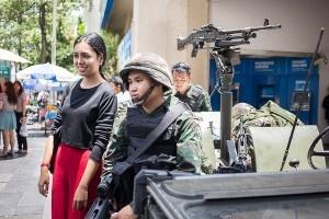Военное положение в Таиланде (Бангкок)