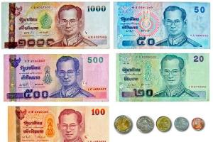 1 USD = 58 THB! История тайского бата