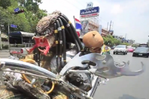 Predator Bike in THAILAND