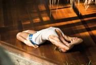 Tim Feldmann Teaching Ustrasana at Yoga Thailand Koh Samui