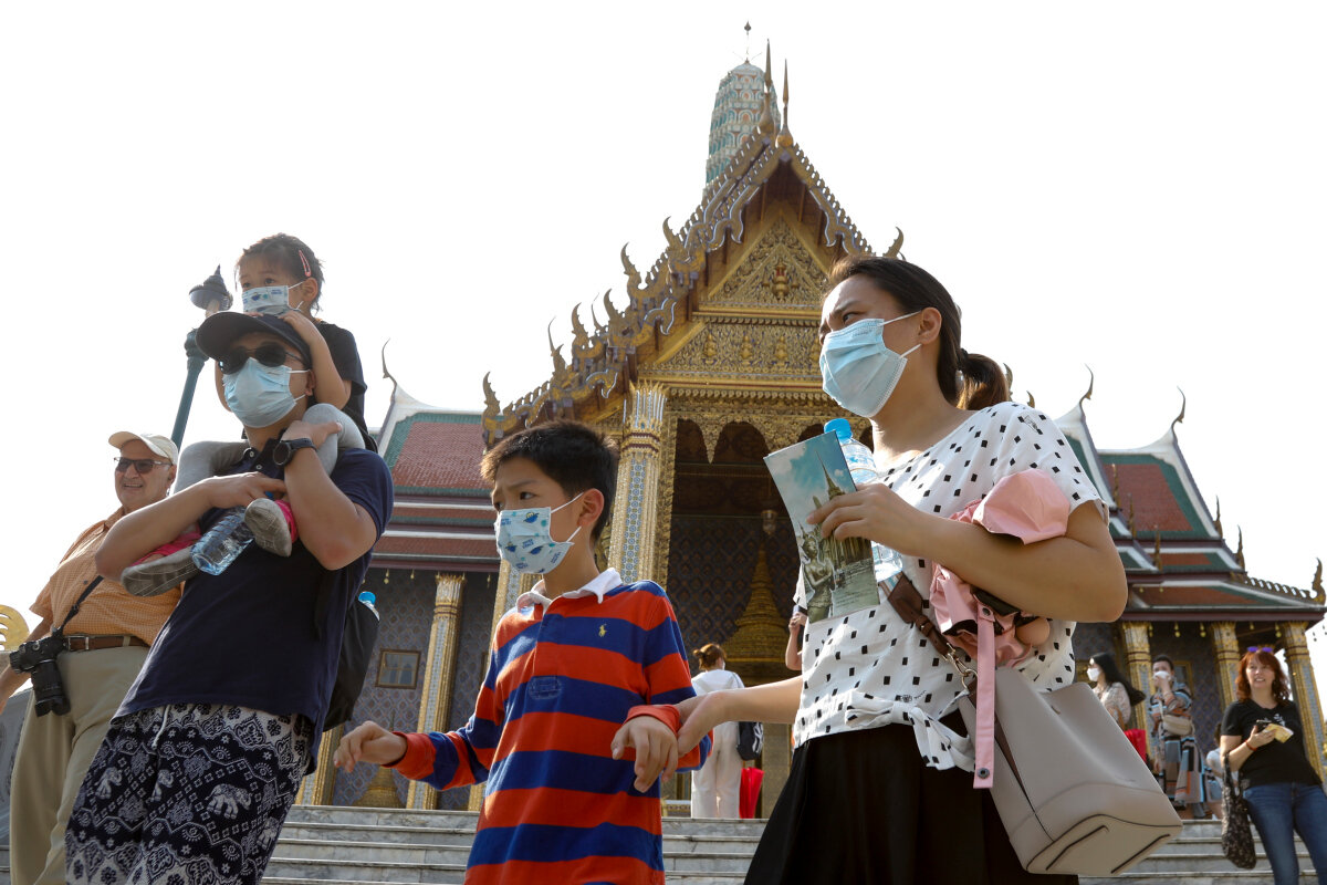 Премьер Таиланда планирует открыть страну для привитых путешественников в течение 120 дней
