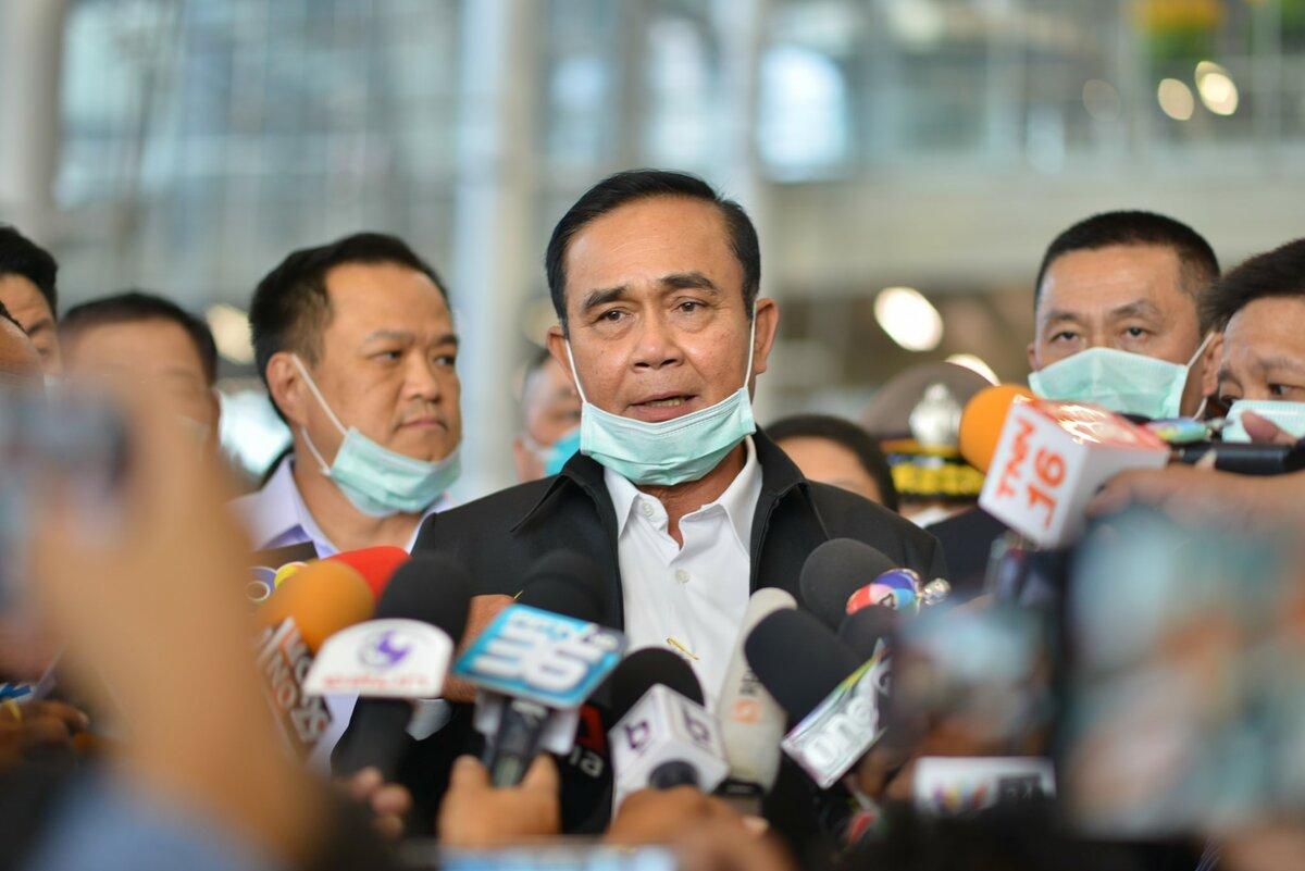 Видеоконференция Премьер-министра с представителями частных клиник Таиланда