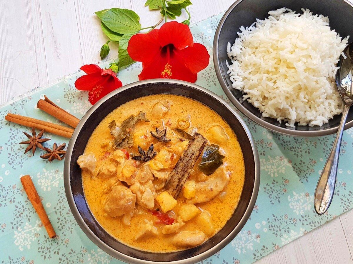 Массаман-карри снова объявлен самым вкусным блюдом планеты по версии CNN