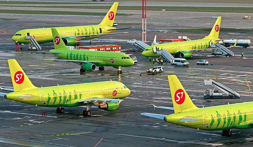 Авиакомпания S7 с 15 ноября возобновит рейсы из Владивостока в Таиланд