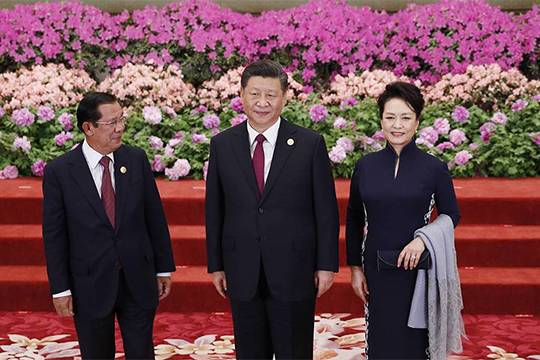 Сделка премьер-министра Камбоджи Хун Сена с Китаем будет иметь глобальные последствия