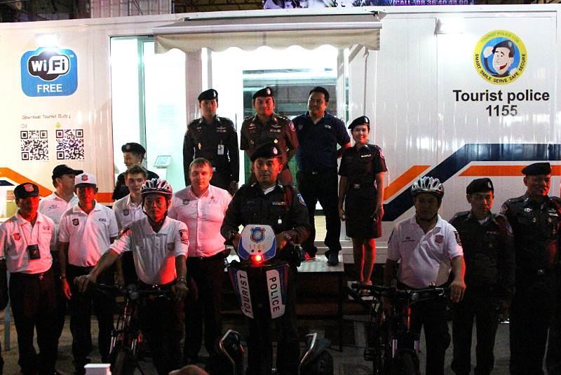 Шеф участка в Патонге повышен до заместителя главы всей полиции Пхукета