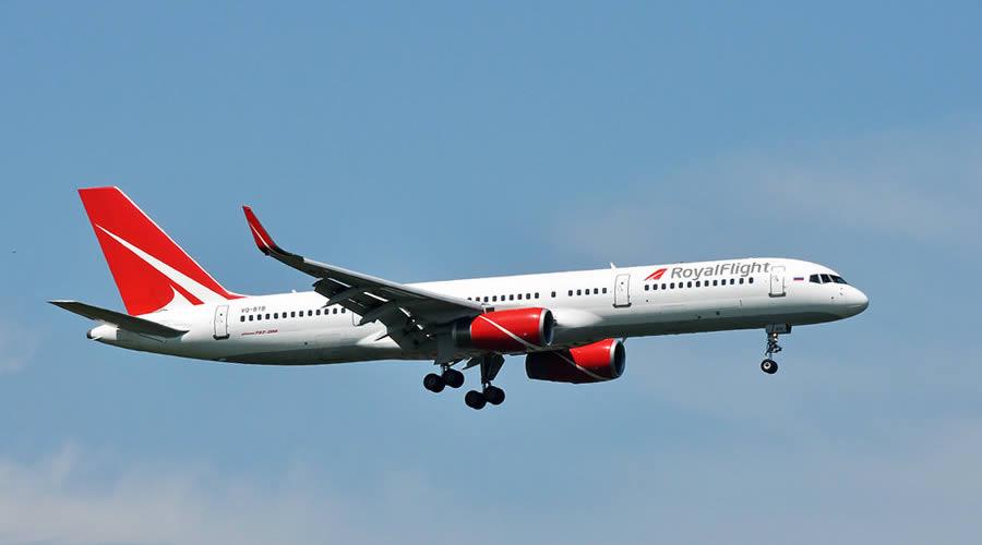 Royal Flight в конце июля возобновит чартерную программу из Москвы в Таиланд