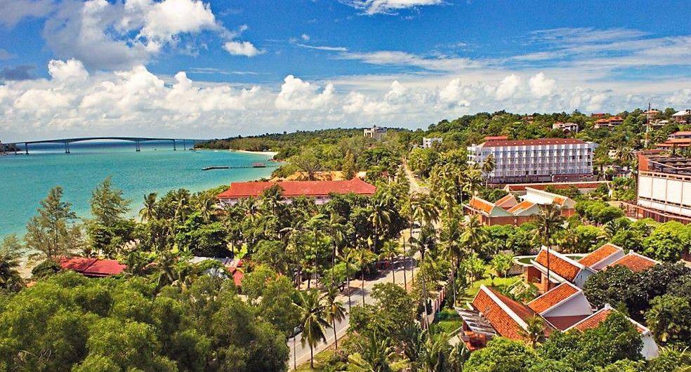 Главное о камбоджийских курортах