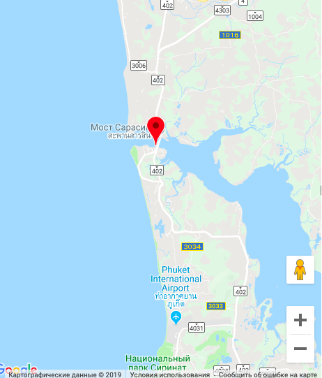 Власти призывают не плавать на катерах около моста Сарасин