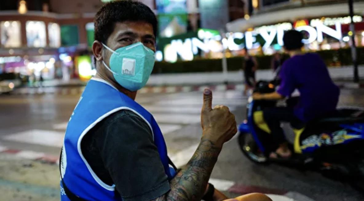 В Таиланде зарегистрированы рекордные 188 заражений коронавирусом за день
