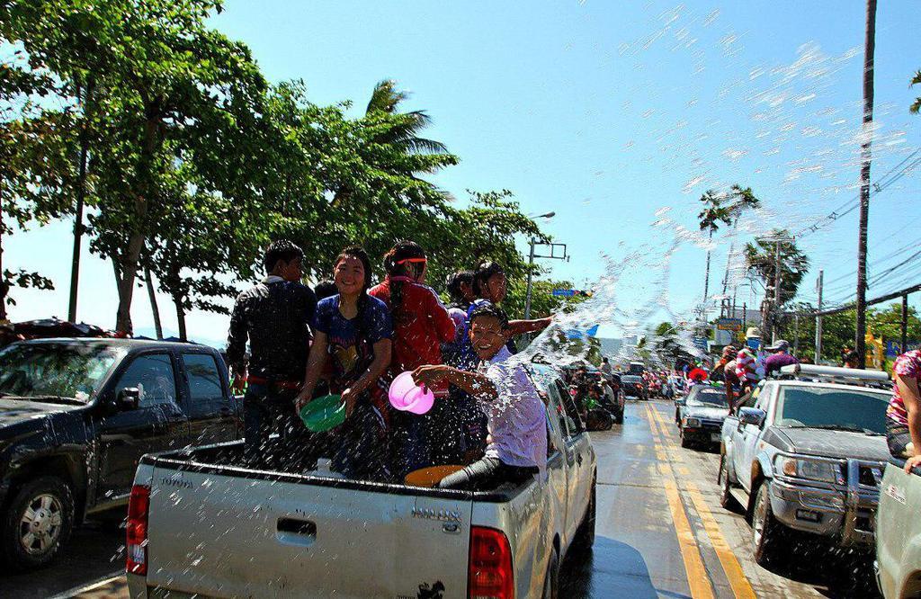 Таиланд рассматривает перенос Сонгкрана на июль