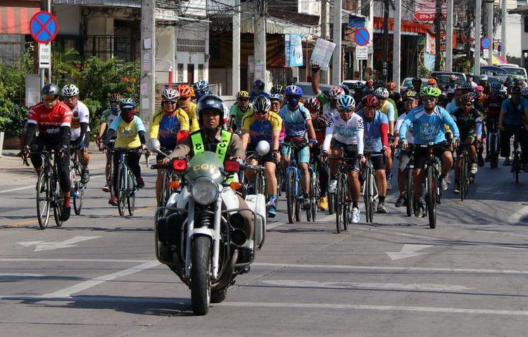 Свыше пяти тысяч человек примут участие в заезде Bike Un Ai Rak на Пхукете