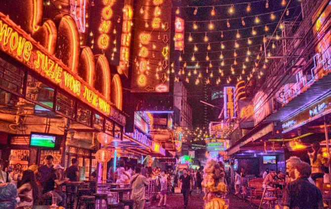 Ночные заведения Таиланда требуют возобновить продажу алкоголя и ночную жизнь с 1 июля