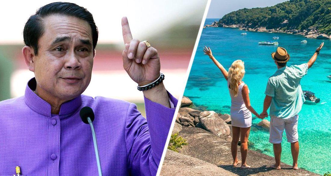 Таиланд назвал новую дату открытия без карантина для туристов