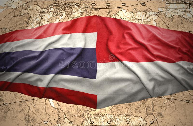 Посол Индонезии вручил королю Таиланда верительные грамоты