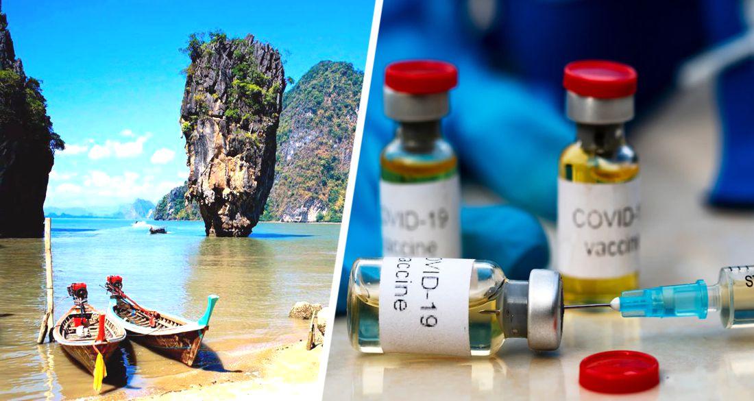 Туризм Таиланда теряет надежду: эффективность китайской вакцины упала до 50%