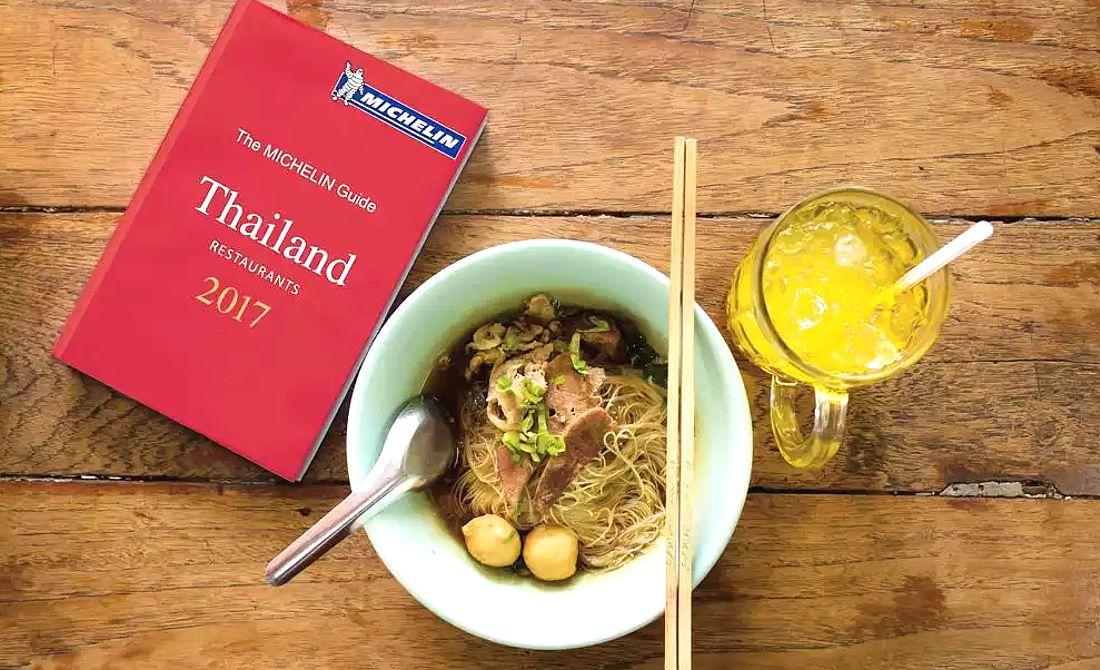 29 новых ресторанов Таиланда получили «звезды» Michelin
