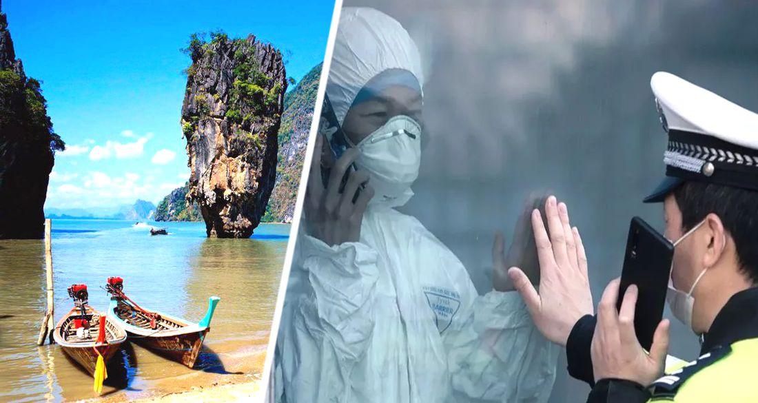 В Таиланде опасаются третьей по счёту вспышки коронавируса