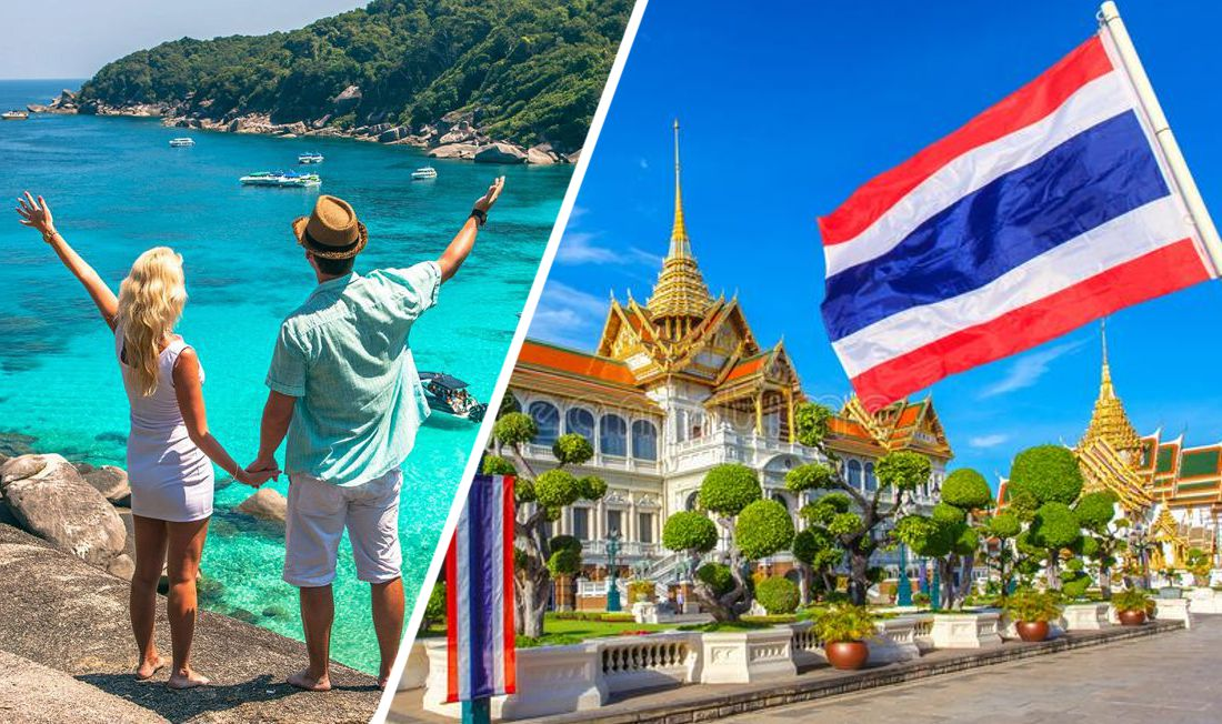 Таиланд принял за месяц  1201 туриста: из каких стран путешественники?