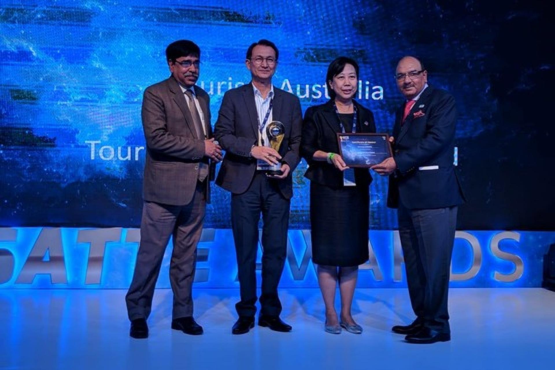 Таиланд получил награду «Лучшее зарубежное направление 2019 году»