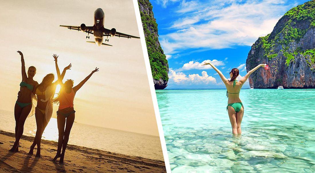 Власти Самуи предлагают стать первым островом Таиланда, открытым для иностранных туристов