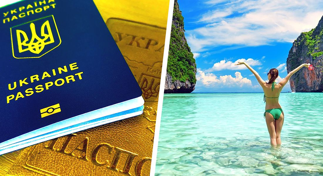 Количество украинских туристов в Таиланде резко возросло