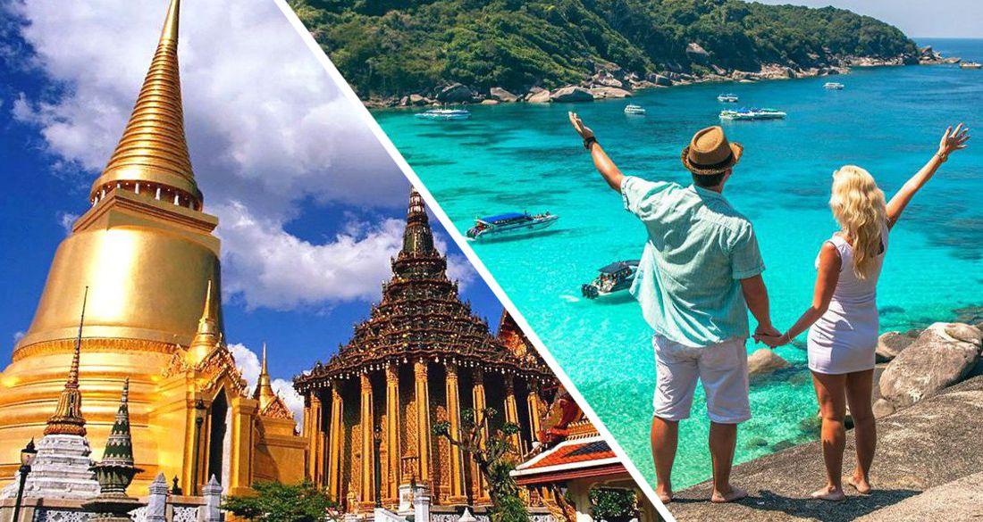Таиланд вслед за Пхукетом откроет для российских туристов 10 популярных провинций: объявлены даты