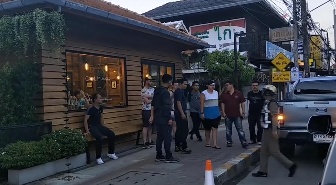 Два туриста арестованы в Таиланде за граффити
