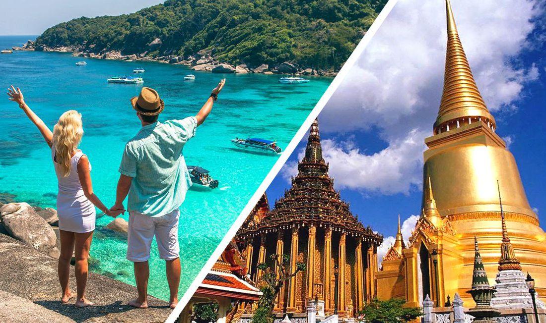 Российские туристы поставили в рекорд в Таиланде