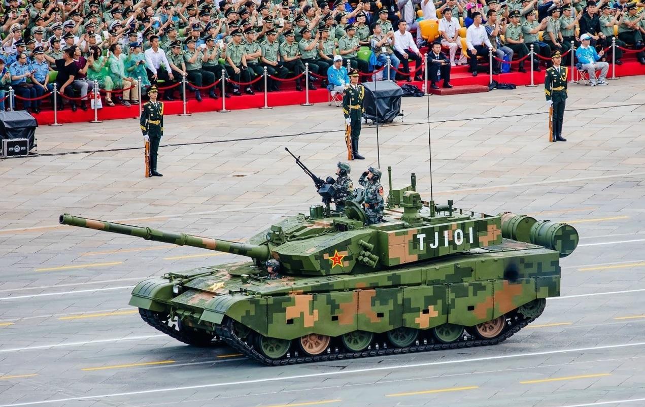 Таиланд приценивается к танкам из Китая